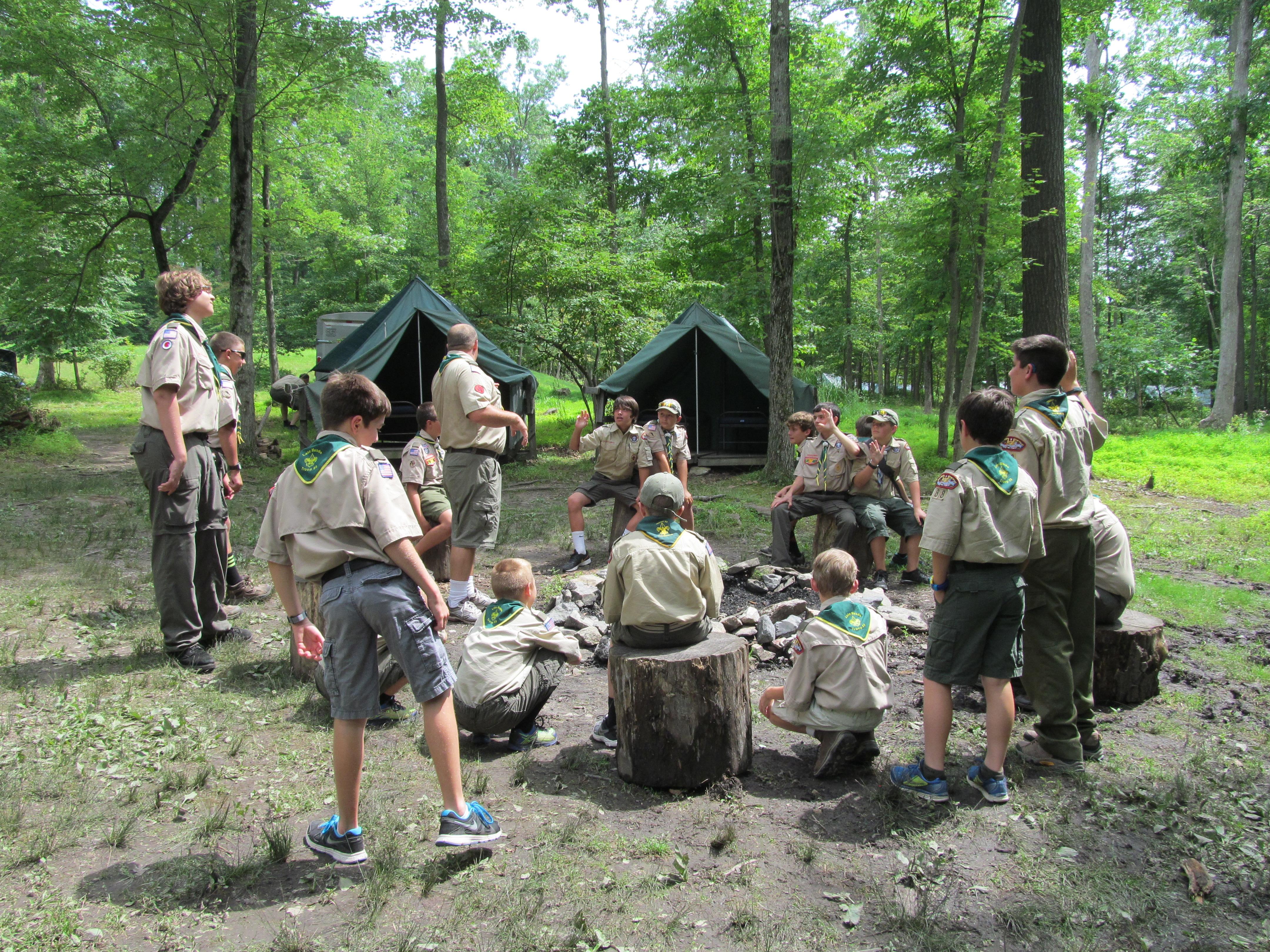 Troop 88 Summer Camp