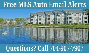 Lake Norman Condo Email Alert