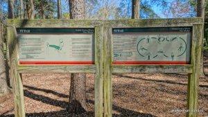 Davidson Landing Fitness Trail