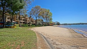 Davidson Landing Portside Beach