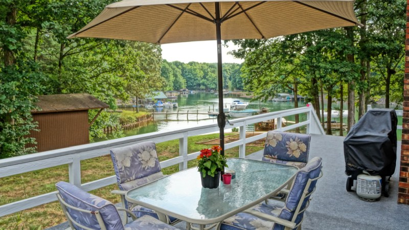 Lake Norman Waterfront Home With New Roof & Price