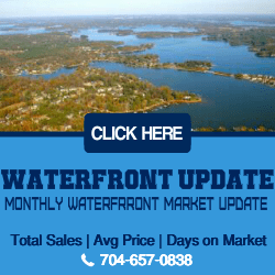 Lake Norman Waterfront Real Estate Update August 2018