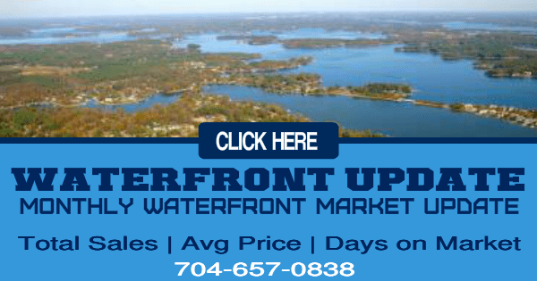 Lake Norman Waterfront Real Estate Update February 2019