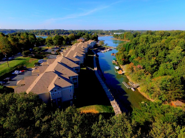 Lake Norman Aerial Photography