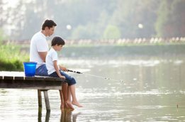 Fishing Lake Norman