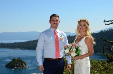 Summer and Spring Weddings at Emerald Bay 2018/2019
