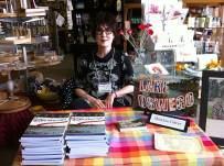 Book signing at Graham's
