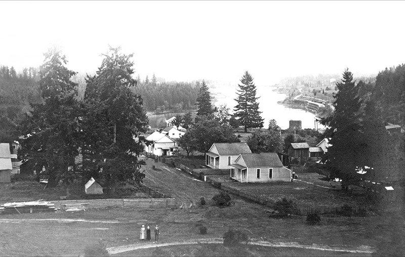 historic cottage photo