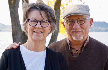 Linda and David Brassfield