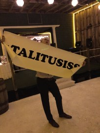#TALITUSISS (the average lifespan in the united states is seventy-seven)