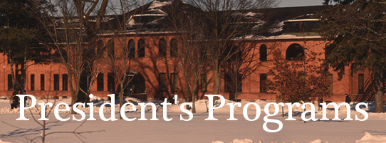 President's Programs