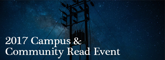 Campus & Community Read: Station Eleven Book Discussion