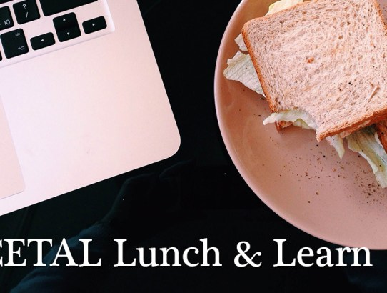 Lunch and Learn: Ricco Righetti - Ensuring NCAA Academic Eligibility While Advising Student Athletes