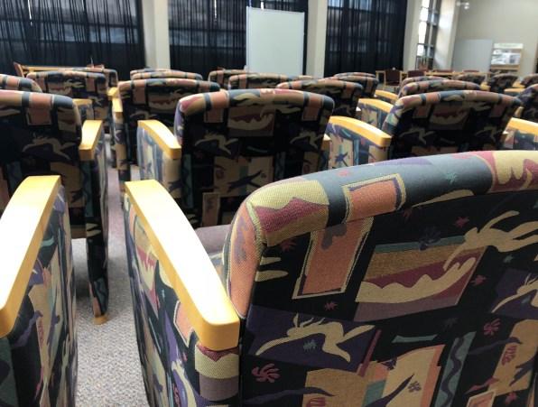 TEDxLSSU 2019 seating