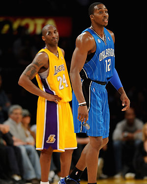 Kobe's Lakers and Dwight Howard's Magic meet in the 2009 NBA Finals