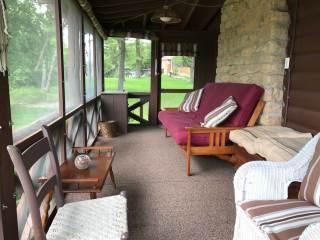 Wrap-Around Porch