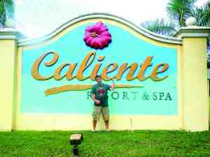 Comedian Steven Lolli performed at Caliente Resorts 10 years ago, and he'll headline a show at the Carrollwood Cultural Center on Aug. 30. (Michael Murillo/Staff Photo)