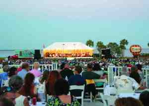 Thousands are expected to take advantage of the Florida Orchestra's Pops in the Park series Oct. 18-19. (Courtesy of Florida Orchestra)