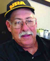 'Crabby' Floyd DeForest was a hard-working crabber, who loved his family, served his community and enjoyed sharing his opinions about politics. (Courtesy of Loyless Funeral Home)