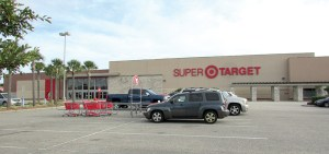 This Target store in Odessa is one of 13 across the country that the national chain plans to close. (B.C. Manion/Staff Photo)