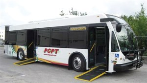 Public buses will be on the road in Pasco County on Nov. 11. (Courtesy of Pasco County)