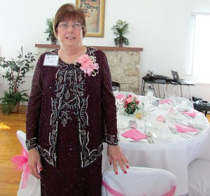 Linda Weyer is the current president of the GFWC Woman's Club of Zephyrhills, a club she says that remains committed to its mission of service. (B.C. Manion/Staff Photo)