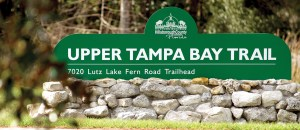 Those utilizing the new 4.35-mile segment of the Upper Tampa Bay Trail can stop at the trailhead at 7020 Lutz Lake Fern Road. It features 50 parking spaces, restrooms, a picnic area and large maps of the trail.