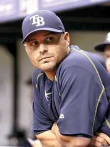 Tampa Bay Rays manager Kevin Cash returns for his second season. The youngest manager in baseball led the team to an 80-82 record in 2015. (Courtesy of Tampa Bay Rays)