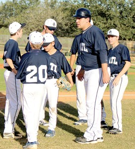Twenty-four-year-old John DiBenedetto is the new baseball coach for the Academy at the Lakes Wildcats. (Courtesy of John DiBenedetto)