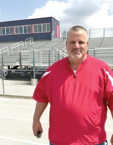 Floyd Graham is Freedom High School's new head football. He was named to the position on April 1, but his first day on the job won't be until April 18. Previously, he coached at Steinbrenner and Newsome high schools. (Courtesy of Freedom High School)