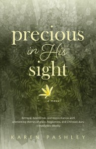 'Precious is His Sight' is a novel that centers on a scandalous affair of a prominent southern Christian couple.