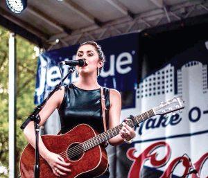 Local artist Eden Shireen has made a name for herself since she became a 2015 Florida GRAMMY Showcase semifinalist. (Photos courtesy of Eden Shireen)