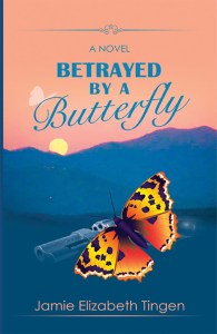 Jamie Elizabeth Tingen has a new book for this year's author fair, 'Betrayed by a Butterfly.' The author describes it as a novel of deceit, mystery and romance. (Courtesy of Jamie Elizabeth Tingen)