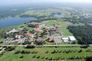 Saint Leo University's main campus, in East Pasco County, has about 2,400 students enrolled for the 2016 fall semester.