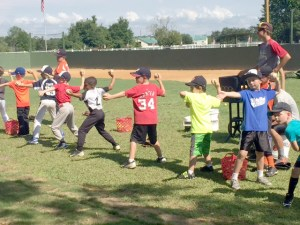 The RockStar Baseball & Softball Ranch provides instruction and training to youth ages 6 to 18.