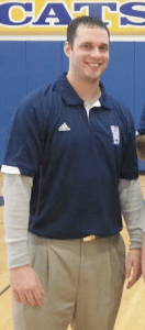 Marcus Ludwig, a former Wharton High boys junior varsity coach, was named the Land O' Lakes High Gators coach on Sept. 19. Ludwig, 33, replaces Ed Mullikin, who was hired in late June. (Courtesy of Marcus Ludwig)