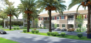 Beach House Wiregrass Ranch is a senior living community that will have about 100 residents in assisted living apartments for memory care suites. (Courtesy of Prevarian Senior Living)