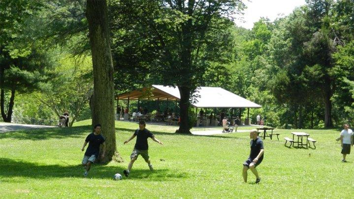 SoccerInPark
