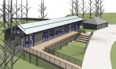 Lake Roland Nature Center Concept