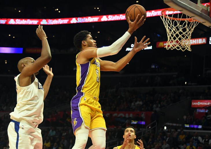 NBA: Preseason-Los Angeles Lakers at Los Angeles Clippers