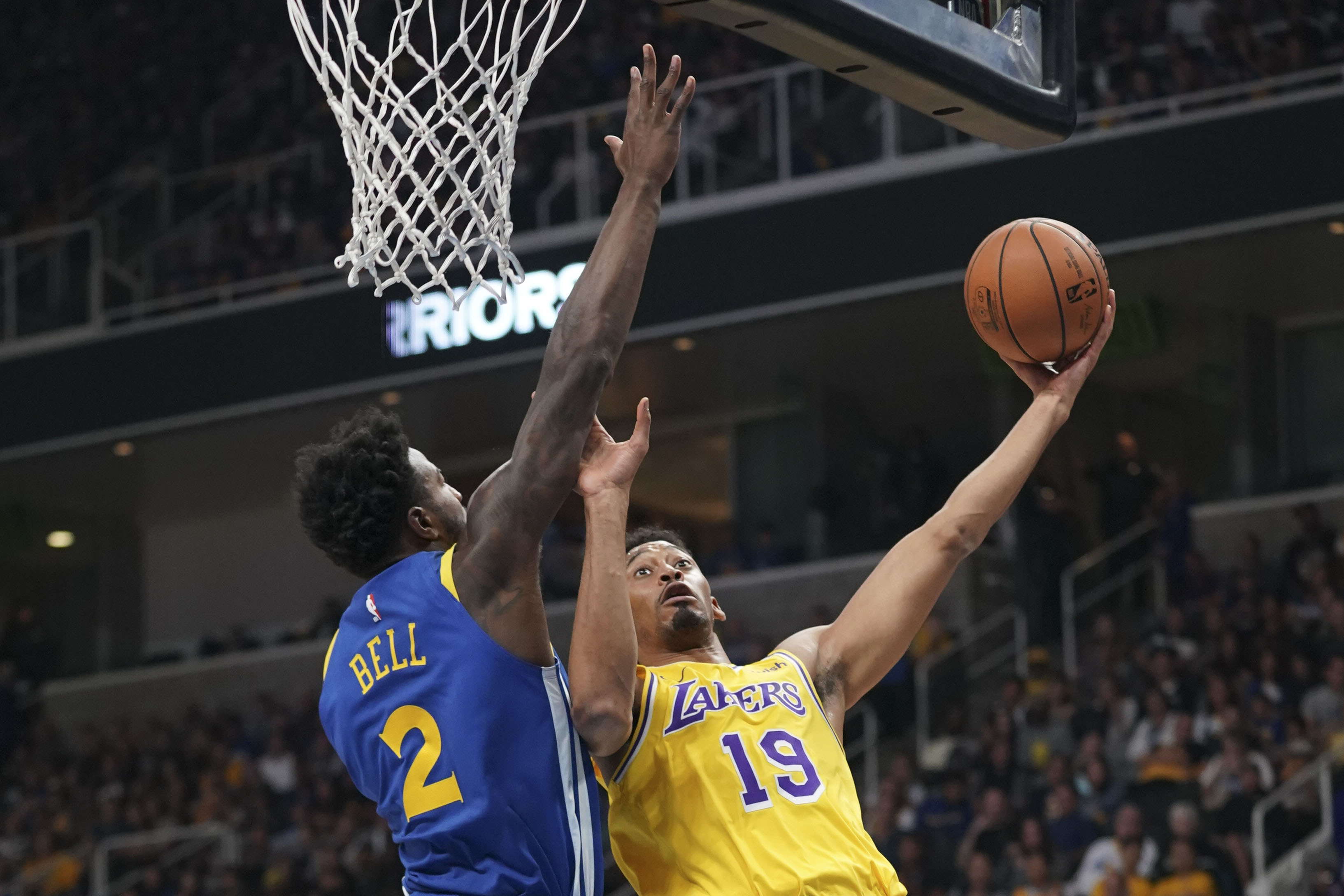 a0bebbd23f01a4 Lakers Sign Johnathan Williams to Two-Way Contract