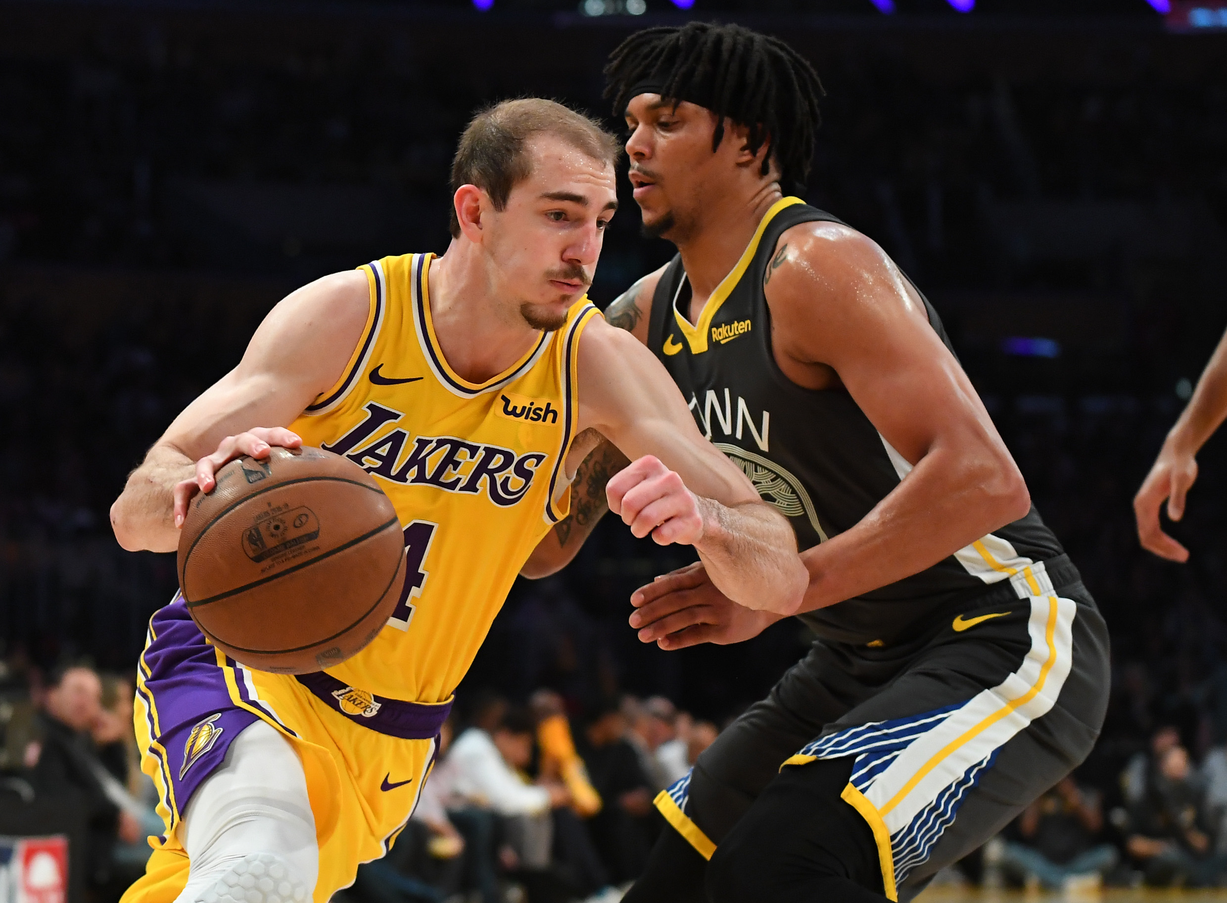 359e62282 Alex Caruso is not your father s grit guy - Lakers Outsiders