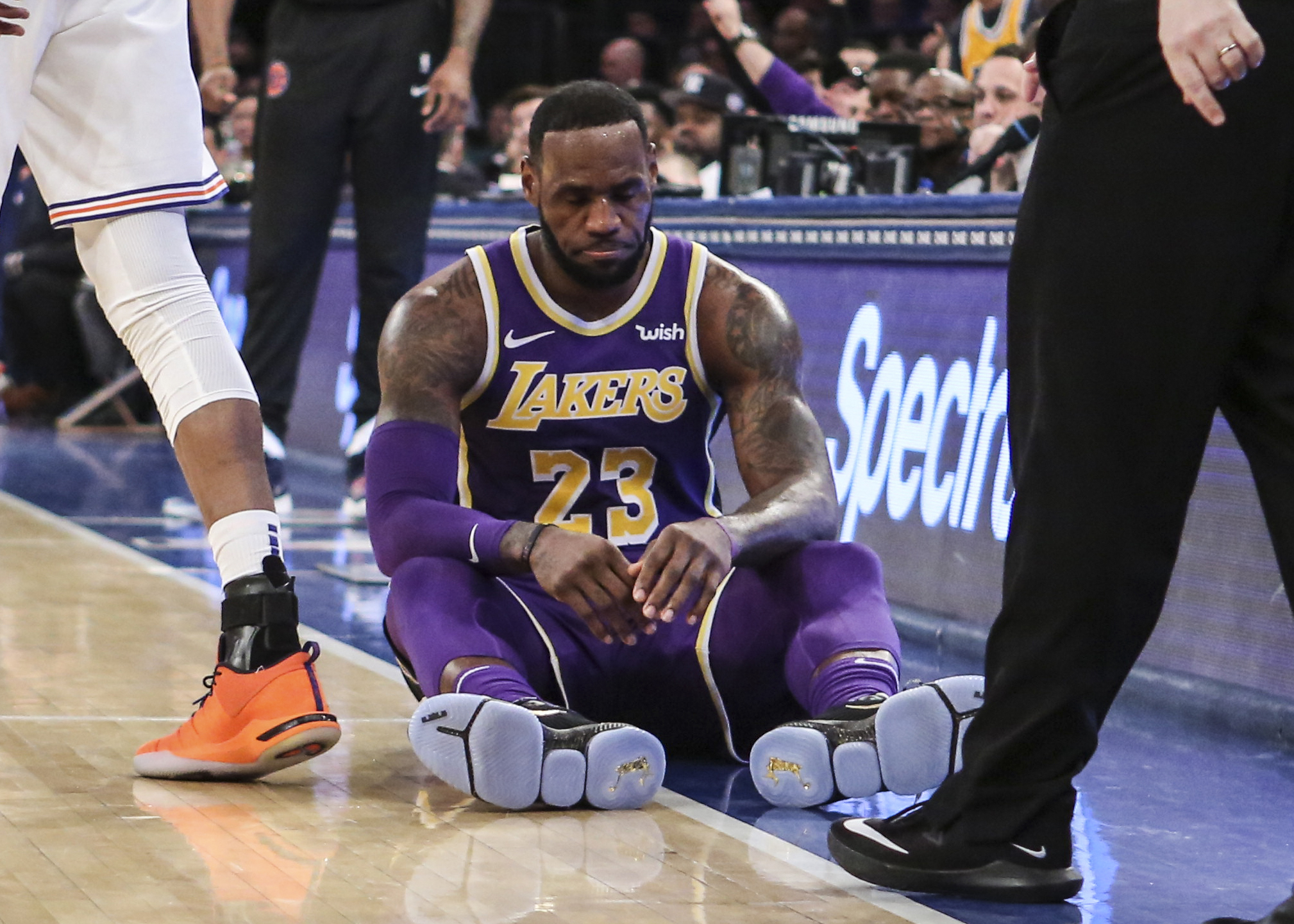 214d1013d87 Lakers Season in Review  LeBron James - Lakers Outsiders