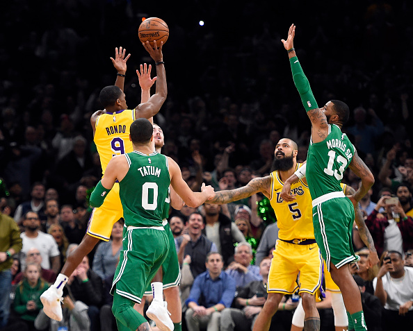 Lakers To Take On The Celtics On Mlk Jr Day Lakers Outsiders