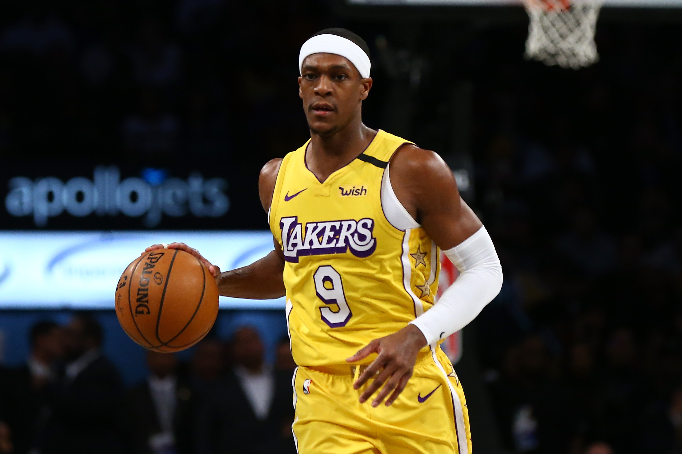 How The Lakers Might Navigate Losing Rajon Rondo Lakers Outsiders