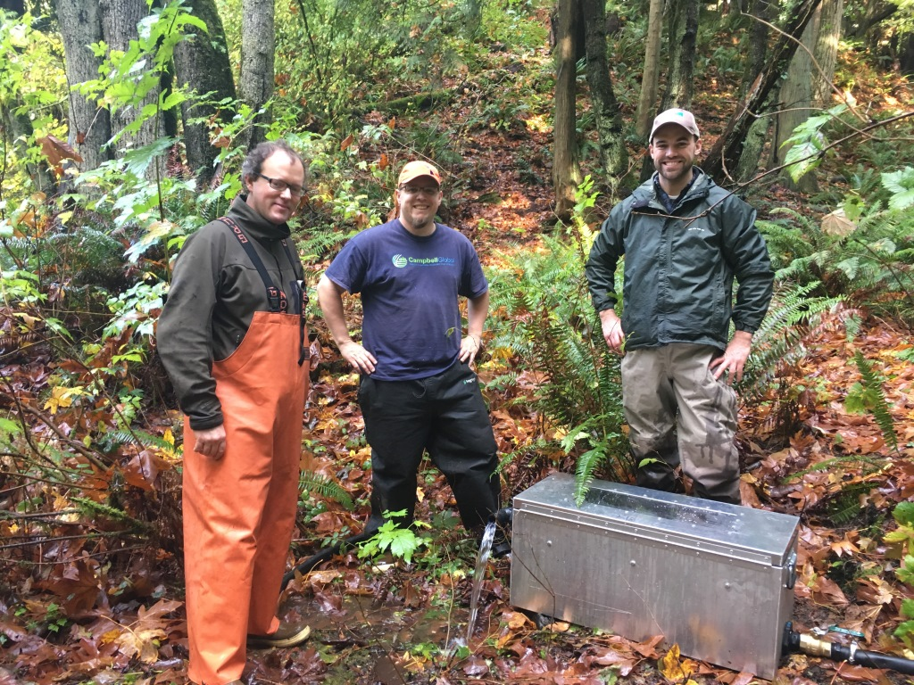 Restoration Efforts Lake Sammamish Kokanee