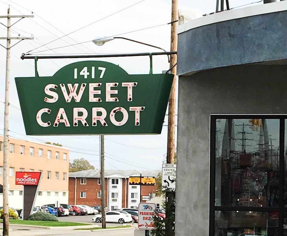 Exploring Columbus: Sweet Carrot