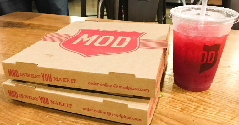 Exploring Columbus – MOD Pizza Family Fun Night