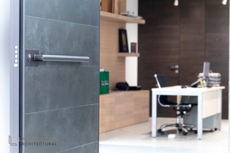 Lakes Doors Architectural Oikos Showroom