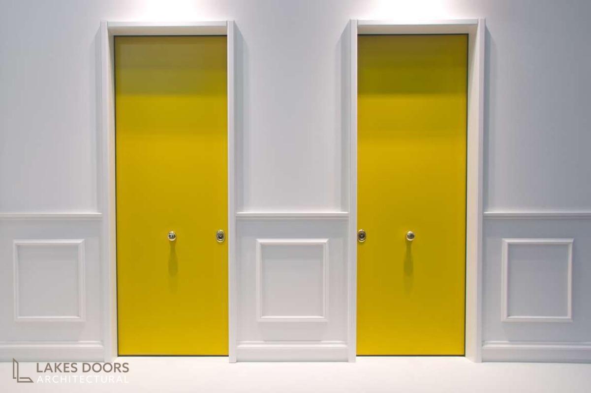 Classic Apartment Doors